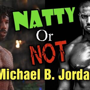 Black Panther and Creed Star - Michael B. Jordan - Amazing Transformation WAS HE NATURAL ?