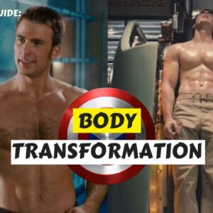 HOW CHRIS EVANS TRAINED FOR CAPTAIN AMERICA | Intermediate Guide | Hero Academy 012
