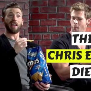 What YOU Can Learn From Chris Evans' Captain America Diet | Advanced Guide | Hero Academy 013
