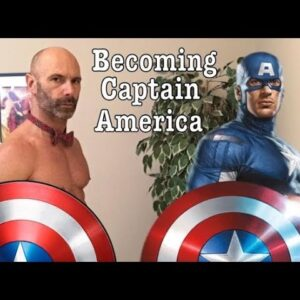 Superhero Series! Becoming Captain America, Chris Evans training history and diet