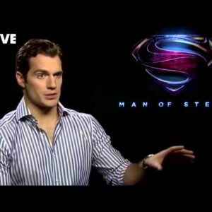 1LIVE Interview with Superman Actor Henry Cavill