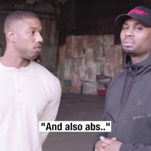 See The Top 5 Creed & Black Panther Exercises Michael B Jordan Depend on To Transform His Body