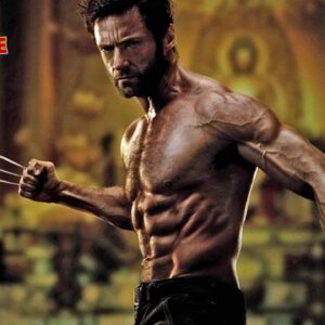 Hugh Jackman working out for Wolverine | Fitness Goals | Hollywood High | SpotboyE