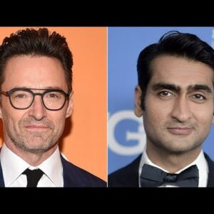 Hugh Jackman reacts to Kumail Nanjiani's transformation into Wolverine: 'That is so cool'
