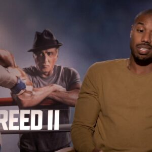 Michael B. Jordan Discusses his training For 'Creed II' and why Adonis fights