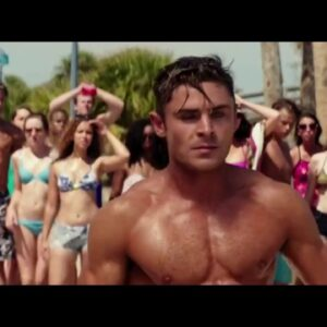 aesthetic workout Dwayne Johnson & Zac Efron