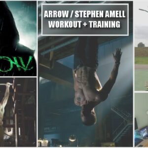 Arrow Training: Stephen Amell's Workout and How to Increase Accuracy