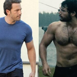 Batman v Superman Body Transformation - Ben Affleck VS Henry Cavill