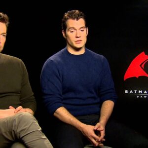 Batman v Superman: Workout with Ben Affleck and Henry Cavill