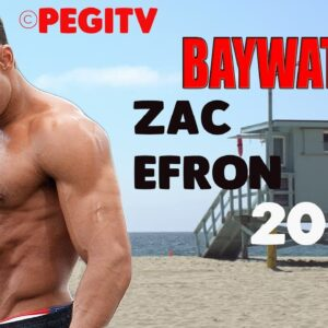 baywatch zac efron workout scene hd
