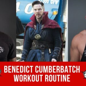 Benedict Cumberbatch Workout Routine Guide