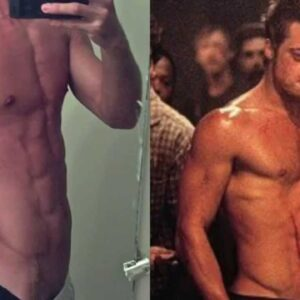 BRAD PITT AKA TYLER DURDEN FIGHT CLUB ABS / PHYSIQUE - HOW TO GET IT