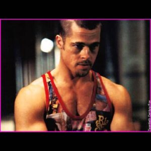 Brad Pitt Body Transformation : Fight Club And Troy