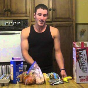 Brad Pitt Fight Club Diet - Six Pack Abs - Foods That Work
