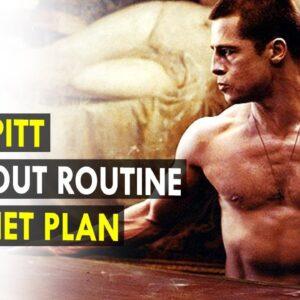 Brad Pitt Workout Routine & Diet Plan || Health Sutra - Best Health Tips