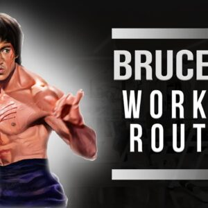 Bruce Lee Workout Routine Guide | Train Like Bruce Lee