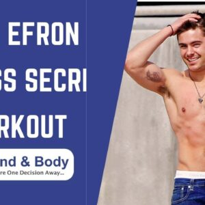 Zac Efron Abs Workout (Baywatch) | Mind&Body Kickass 💪🏻