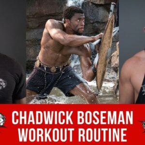 Chadwick Boseman Workout Routine Guide