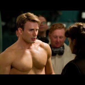 Chris Evans Workout & Body Transformation 1997 - 2020