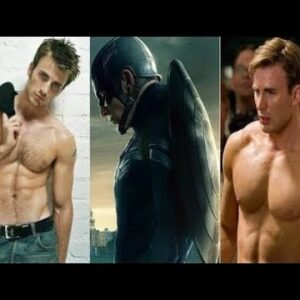 Chris Evans Workout   Body Transformation  (Avengers Infinity War)