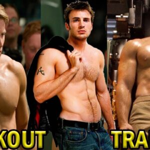 Chris Evans Workout Motivation