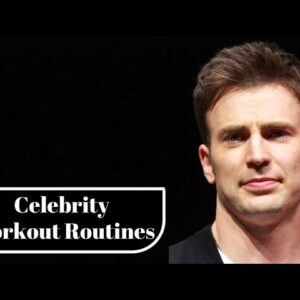 Chris Evans Workout Routine for Avengers