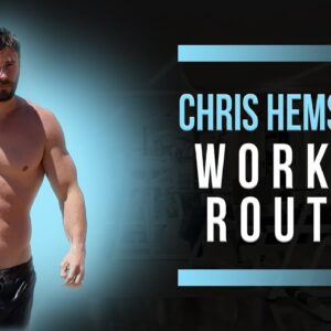 Chris Hemsworth Workout Routine Guide