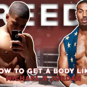 CREED 2 WORKOUT | MICHAEL B JORDAN STYLE WORKOUT