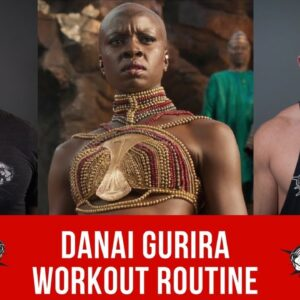 Danai Gurira Workout Routine Guide