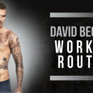 David Beckham Workout Routine Guide
