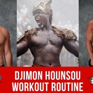 Djimon Hounsou Workout Routine Guide