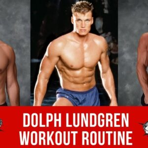 Dolph Lundgren Workout Routine Guide