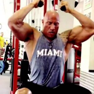 "Dwayne ""The Rock"" Johnson Training for ""Hercules"" 2013"