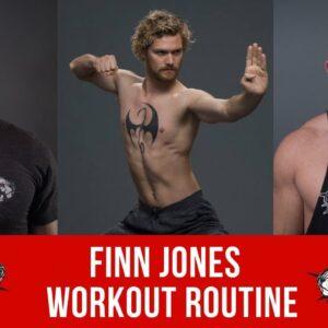 Finn Jones Workout Routine Guide