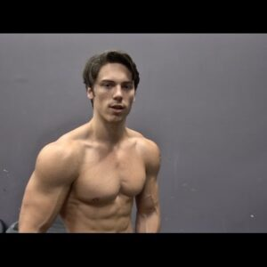 Full Training Video - Fasted and Shredded | Brad Pitt Troy Physique