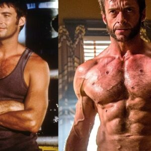Hugh Jackman - Amazing Body Transformation of 48 years old WOLVERINE/Logan