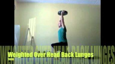 Green Lantern/Ryan Reynolds Workout!