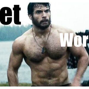 Henry Cavill (Batman vs Superman) Workout and Diet
