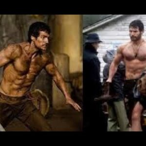 Henry Cavill Workout «Man of Steel 2»