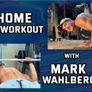 Home Chest Work ft. Mark Wahlberg | Stephen Beers