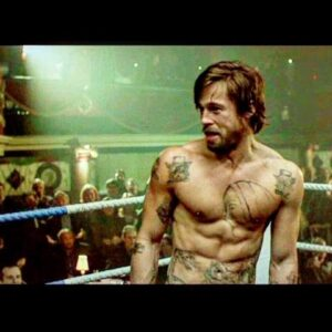 How To Get A Body Like Brad Pitt