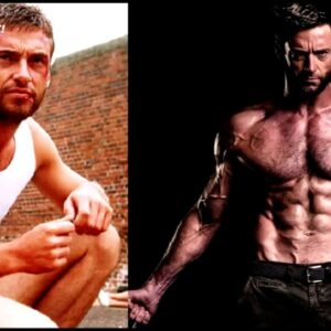 Hugh Jackman Amazing Body Transformation of 48 years old WOLVERINE