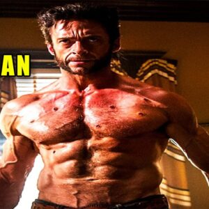 Hugh Jackman leg workout
