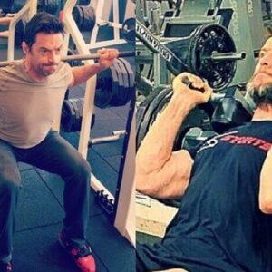 Hugh Jackman - STAY HUNGRY (Wolverine)