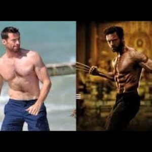 Hugh Jackman Workout for Wolverine   Muscle Madness   Muscle MadnessTV 1