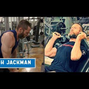 Hugh Jackman Workout | Wolverine Workout  Highlights