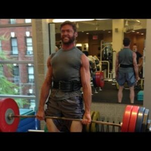 Hugh Jackman's Insane Workout at Age 51