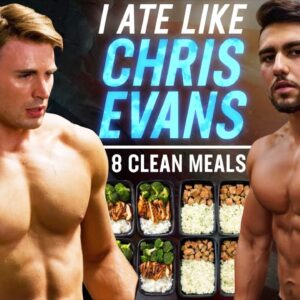 I Ate Like Chris Evans In Captain America For A Day