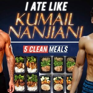 I Ate Like Kumail Nanjiani For A Day