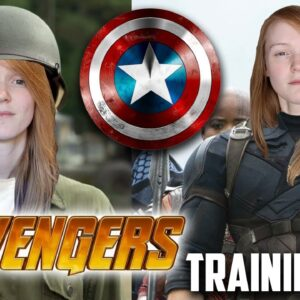 I Did Chris Evans CAPTAIN AMERICA Workout - AVENGERS TRAINING SERIES